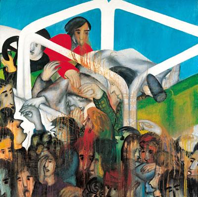 Marco Cingolani - Attentato al Papa, 1989