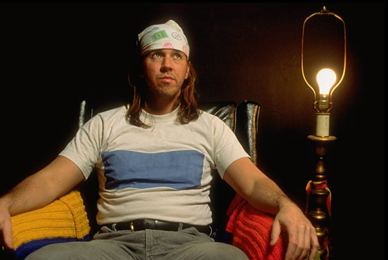 david foster wallace photo by Steve Liss