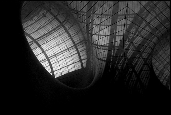 Leviathan, Anish Kapoor, Grand Palais, Paris, 2011