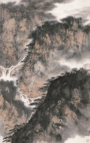 Fu Baoshi (傅抱石, 1904-1965)