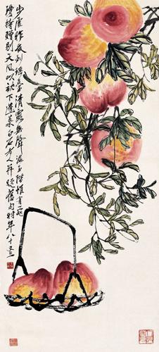 Qi Baishi (齊白石, 齐白石, 1864-1957)