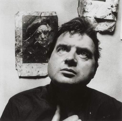 Irving Penn, Francis Bacon, 1962