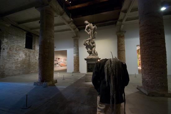 Urs Fischer, untitled, biennale di venezia, 2011