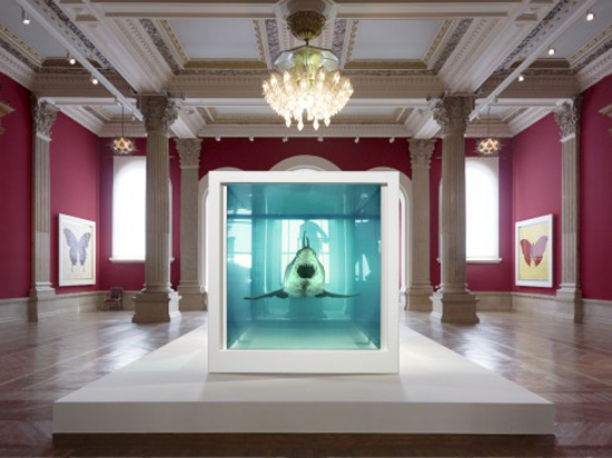 Damien Hirst, The Immortal (1997-2005)