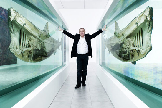 Damien Hirst, Death Explained (2007)