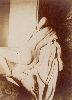 Edgar Degas, Nu féminin s'essuyant, 1895-96, gelatin silver print, The Paul Getty Museum, Los Angeles