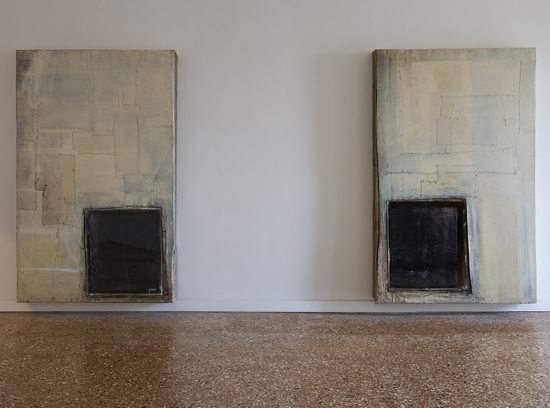Lawrence Carroll, mostra al Museo Correr, Venezia, 2008