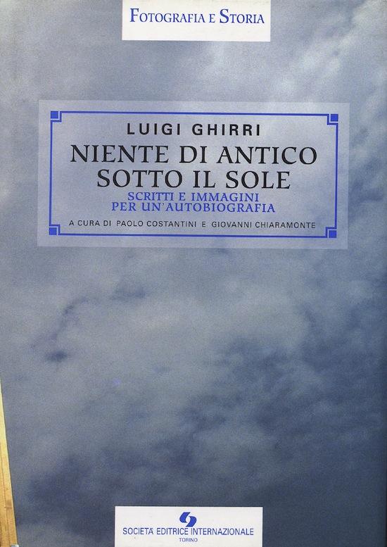 Luigi Ghirri, niente di antico sotto il sole