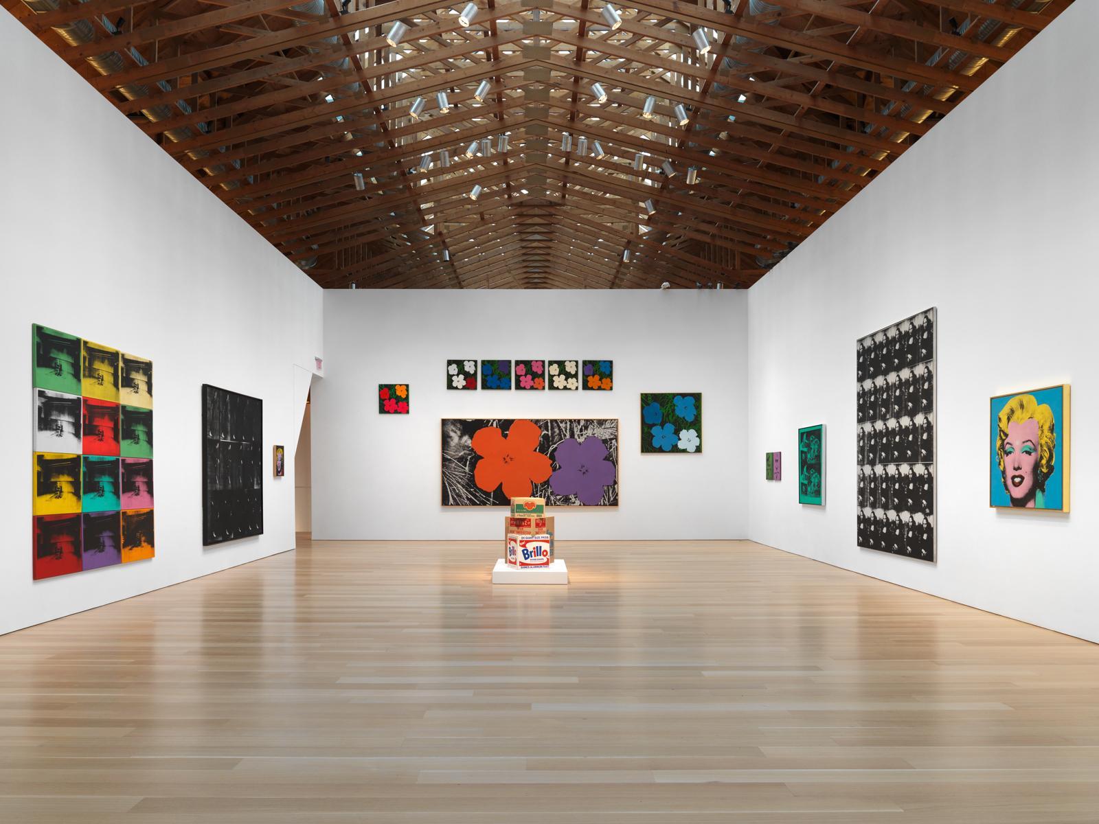 Andy Warhol, Brant Foundation