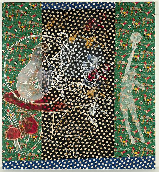 Alice in Wonderland, sigmar polke, Moma 2014