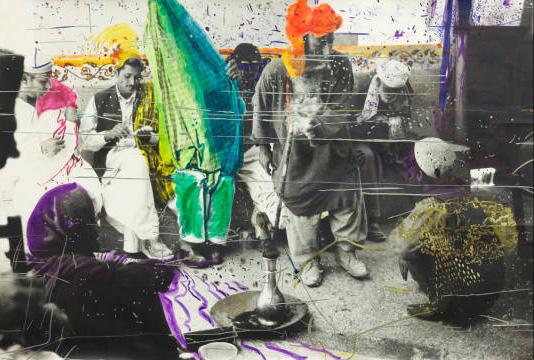 Sigmar Polke, Untitled (Quetta, Pakistan) 1974/78