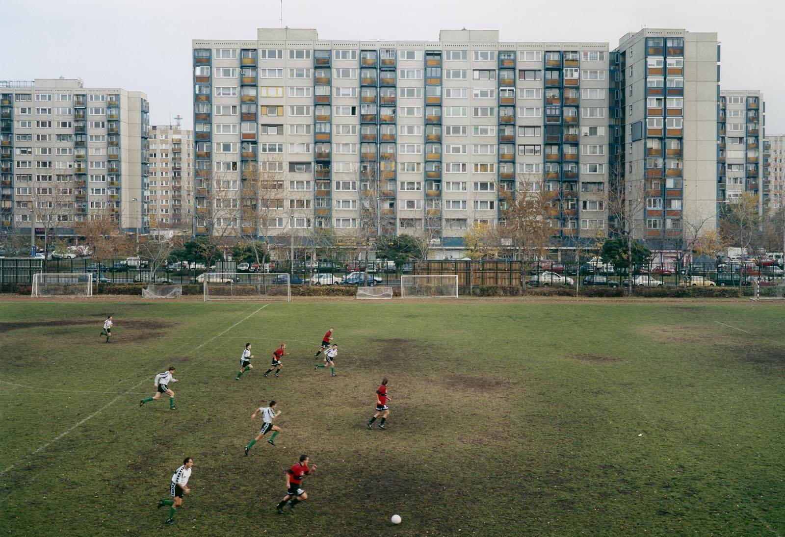 Hans van der Meer, Budapest, Hungary, 2000