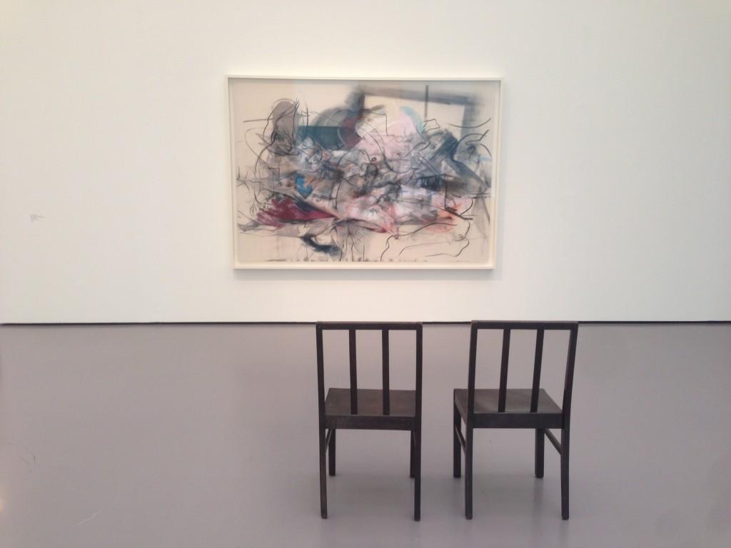 Jenny Saville, Oxyrhynchus, 2014. Kunsthaus Zurich Egon Schiele - Jenny Saville