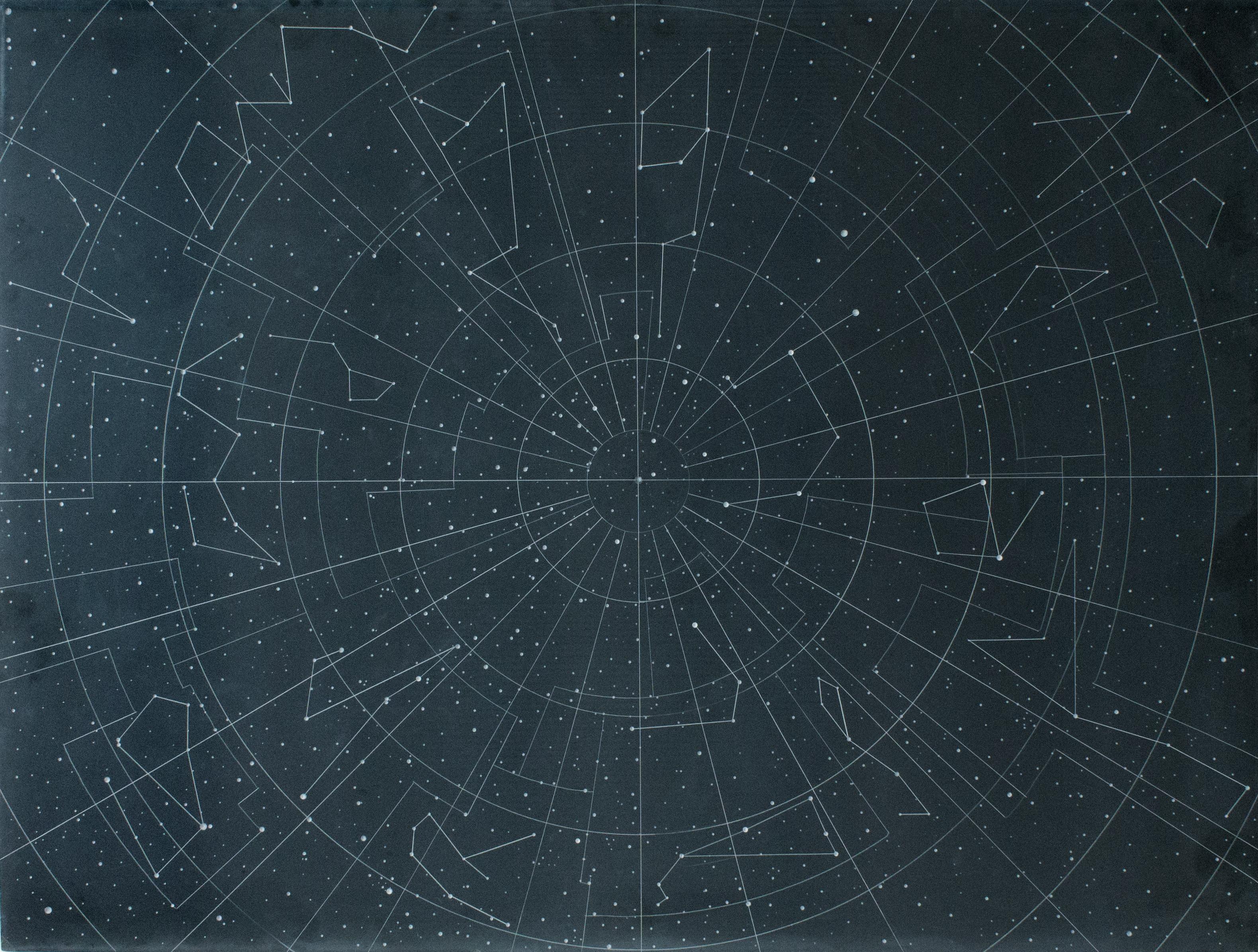 Dario Goldaniga Mappa Stellare
