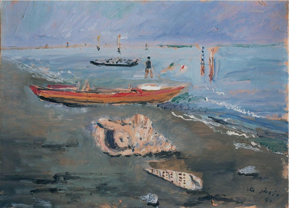 DE PISIS Venezia-Marina 1930